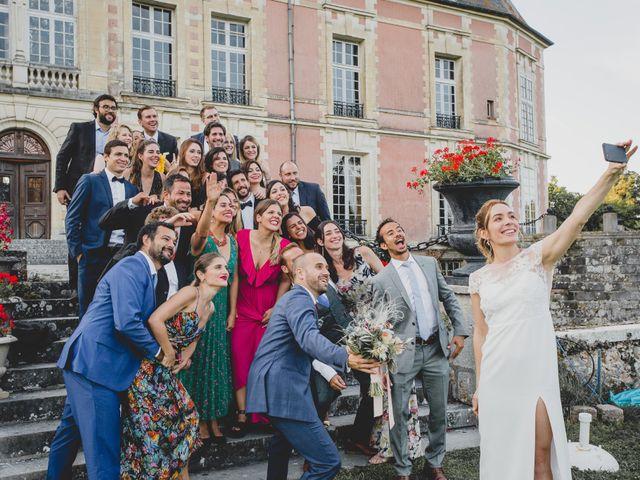 Le mariage de Colin et Véronica à Lésigny, Seine-et-Marne 58