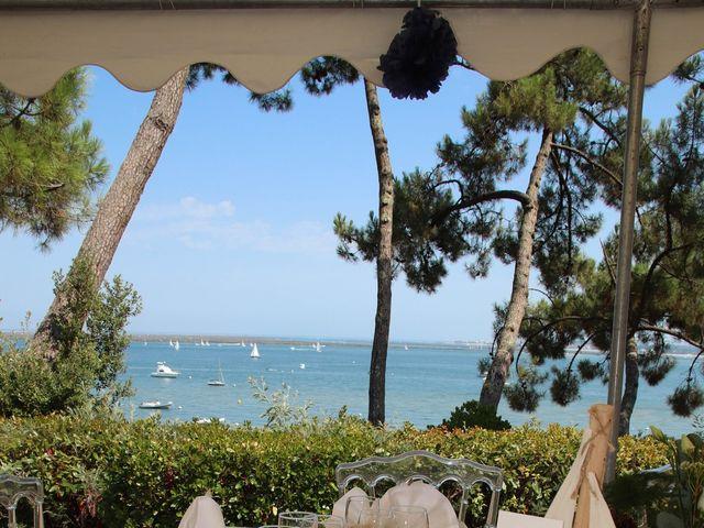 Le mariage de Boris et Alison à Lège-Cap-Ferret, Gironde 16