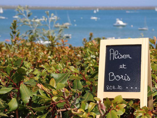 Le mariage de Boris et Alison à Lège-Cap-Ferret, Gironde 17