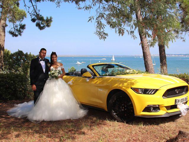 Le mariage de Boris et Alison à Lège-Cap-Ferret, Gironde 20