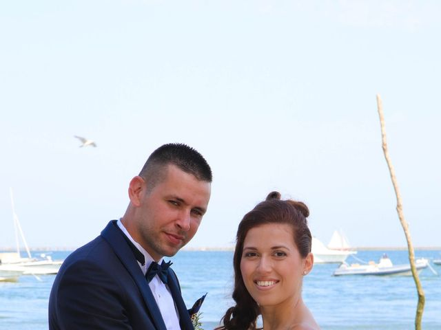 Le mariage de Boris et Alison à Lège-Cap-Ferret, Gironde 24