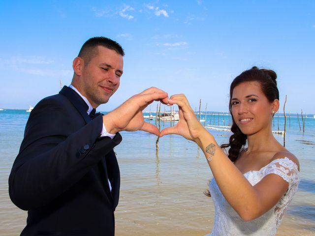 Le mariage de Boris et Alison à Lège-Cap-Ferret, Gironde 25