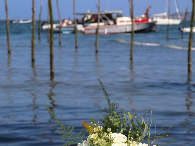 Le mariage de Boris et Alison à Lège-Cap-Ferret, Gironde 29