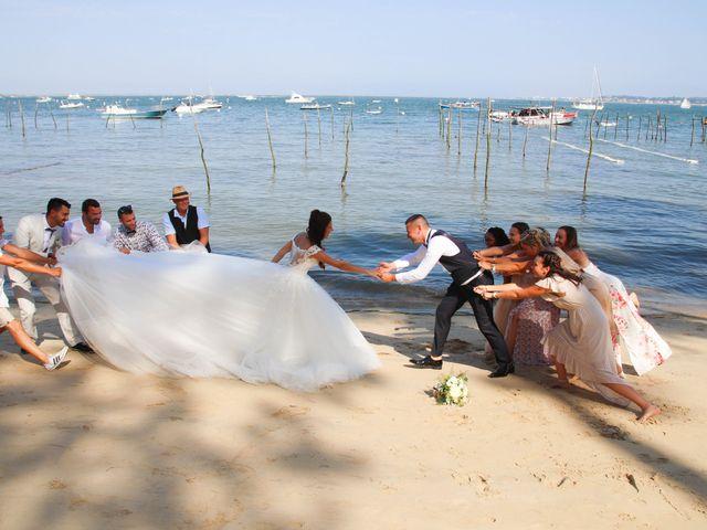 Le mariage de Boris et Alison à Lège-Cap-Ferret, Gironde 30