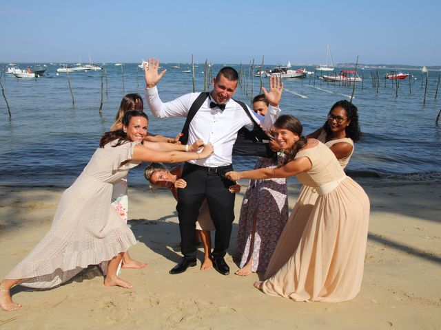 Le mariage de Boris et Alison à Lège-Cap-Ferret, Gironde 31