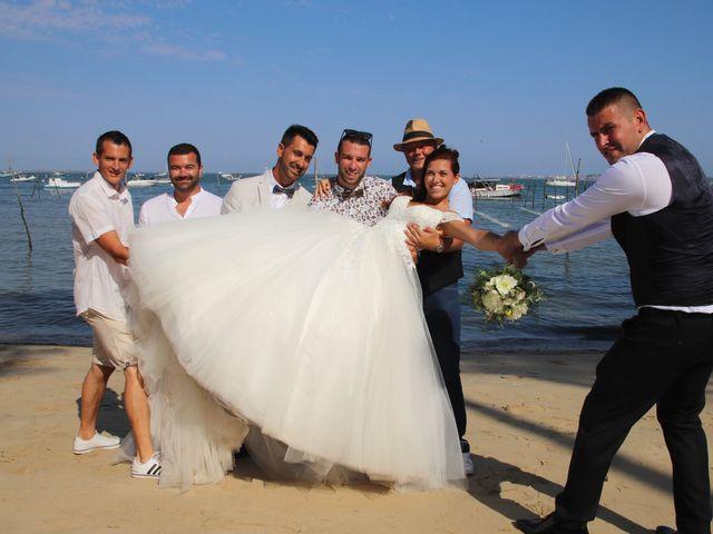 Le mariage de Boris et Alison à Lège-Cap-Ferret, Gironde 32