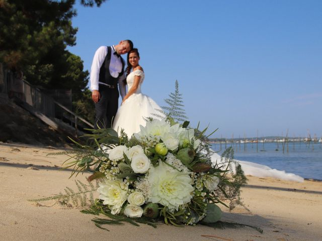 Le mariage de Boris et Alison à Lège-Cap-Ferret, Gironde 33