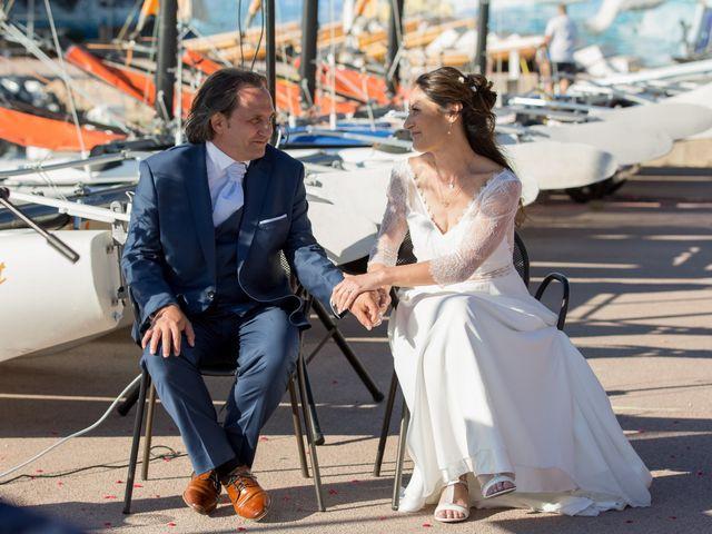 Le mariage de Sonia et Michel