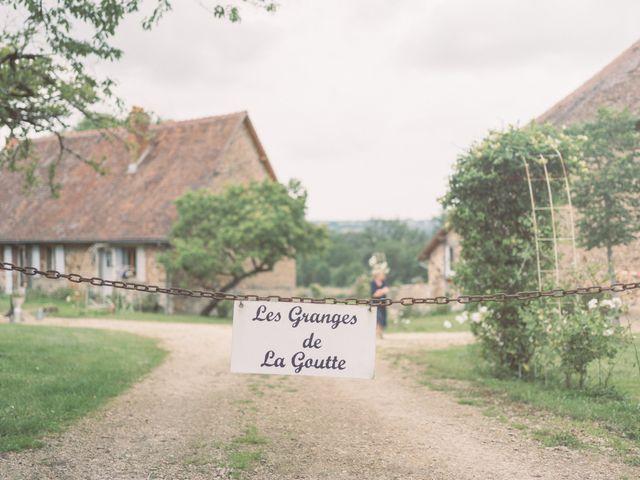 Le mariage de Simon  et Marion à Saint-Priest-Ligoure, Haute-Vienne 1