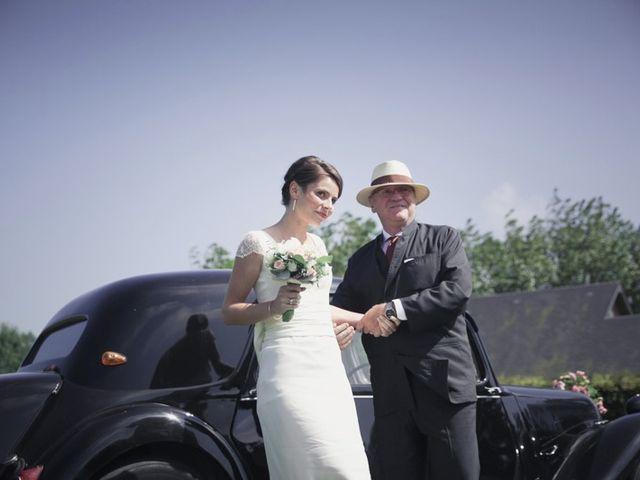Le mariage de Vincent et Edith à Étretat, Seine-Maritime 19