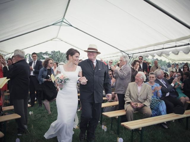 Le mariage de Vincent et Edith à Étretat, Seine-Maritime 20