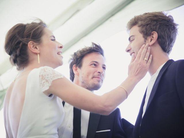 Le mariage de Vincent et Edith à Étretat, Seine-Maritime 21