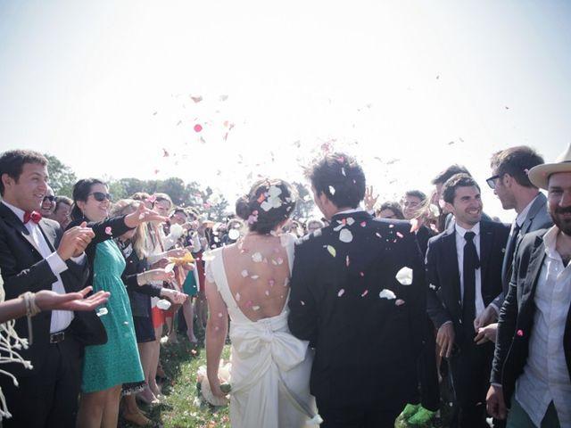 Le mariage de Vincent et Edith à Étretat, Seine-Maritime 22