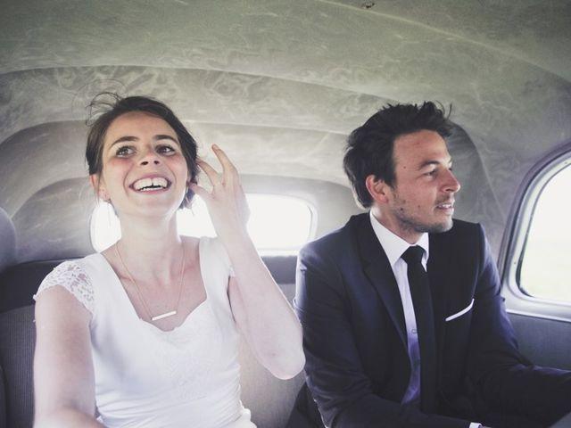 Le mariage de Vincent et Edith à Étretat, Seine-Maritime 1