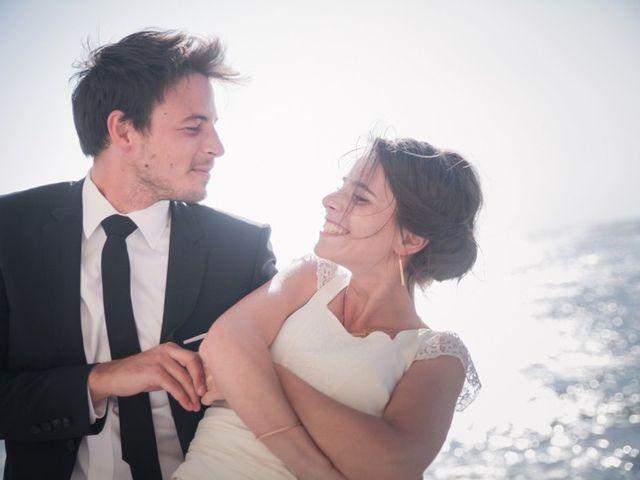 Le mariage de Vincent et Edith à Étretat, Seine-Maritime 30