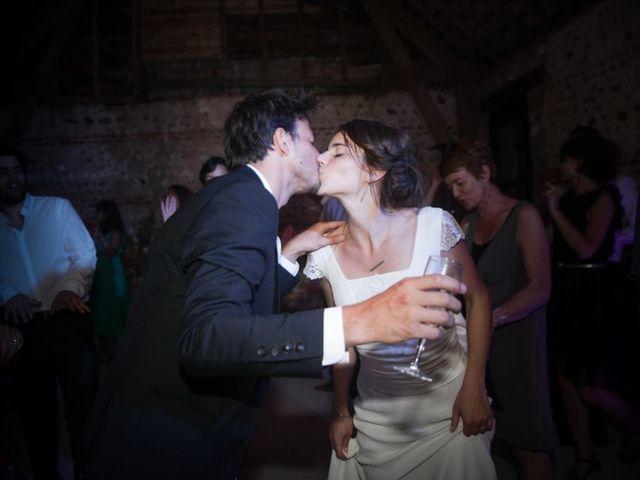 Le mariage de Vincent et Edith à Étretat, Seine-Maritime 39