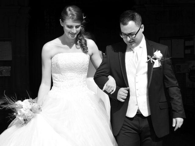 Le mariage de Mickael et Laure à Herblay, Val-d'Oise 1