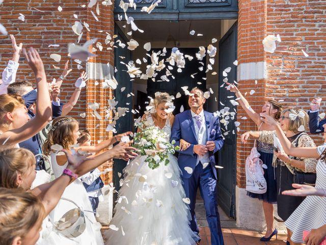 Le mariage de Framck et Estelle à Cugnaux, Haute-Garonne 15