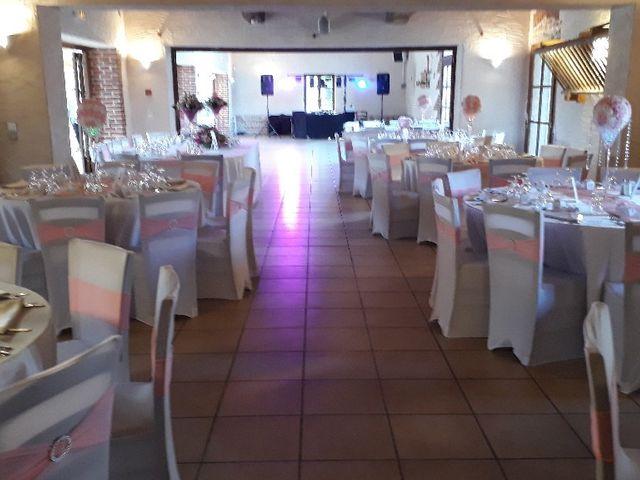Le mariage de Quentin et Laura à Saint-Trivier-sur-Moignans, Ain 4