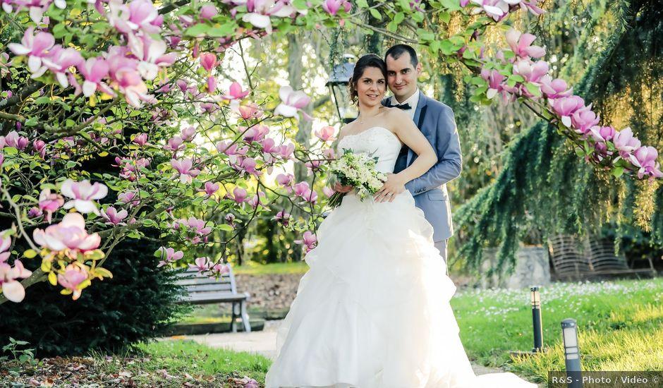Le mariage de Alexandre et Lauriane à Brueil-en-Vexin, Yvelines