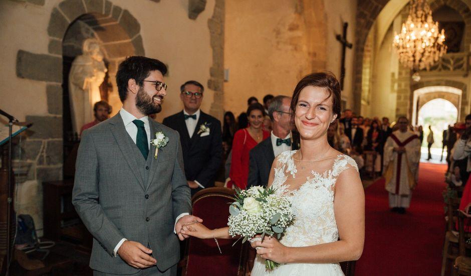 Le mariage de Baptiste et Margaux à Saint-Brieuc-des-Iffs, Ille et Vilaine