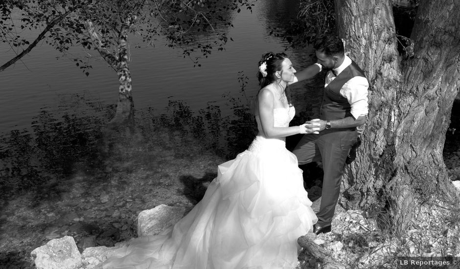Le mariage de Frédéric et Séverine à Bonson, Alpes-Maritimes