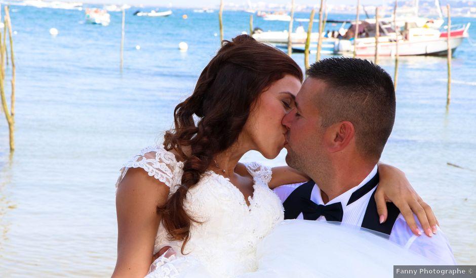 Le mariage de Boris et Alison à Lège-Cap-Ferret, Gironde