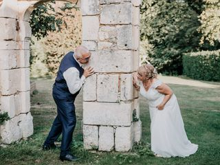 Le mariage de Florence et Fernand