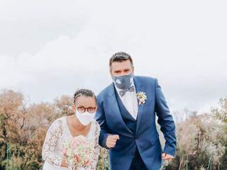 Le mariage de Virginie  et David  2