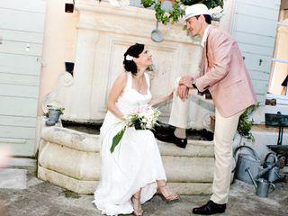 Le mariage de Claire et Loïc
