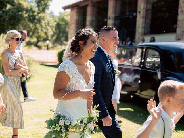 Le mariage de Brice et Jessica à Saint-Sulpice-la-Pointe, Tarn 26