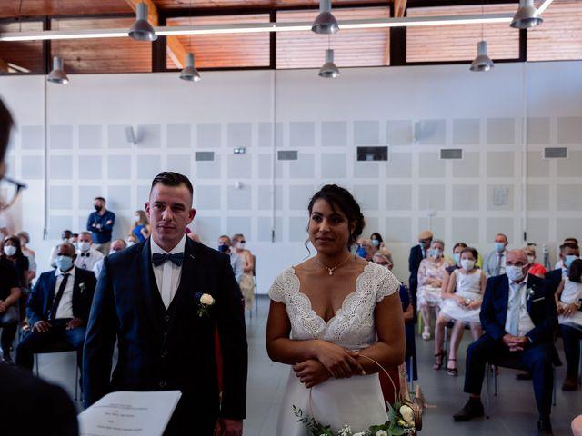Le mariage de Brice et Jessica à Saint-Sulpice-la-Pointe, Tarn 33