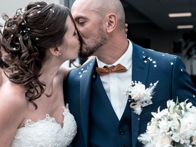Le mariage de Jennifer et Gaëtan