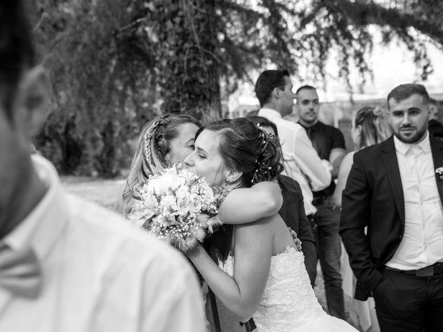 Le mariage de Gaëtan et Jennifer à Bessières, Haute-Garonne 41