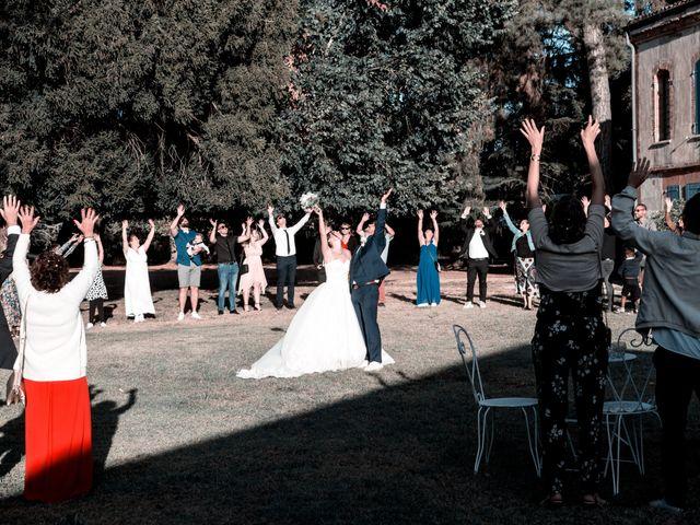 Le mariage de Gaëtan et Jennifer à Bessières, Haute-Garonne 44