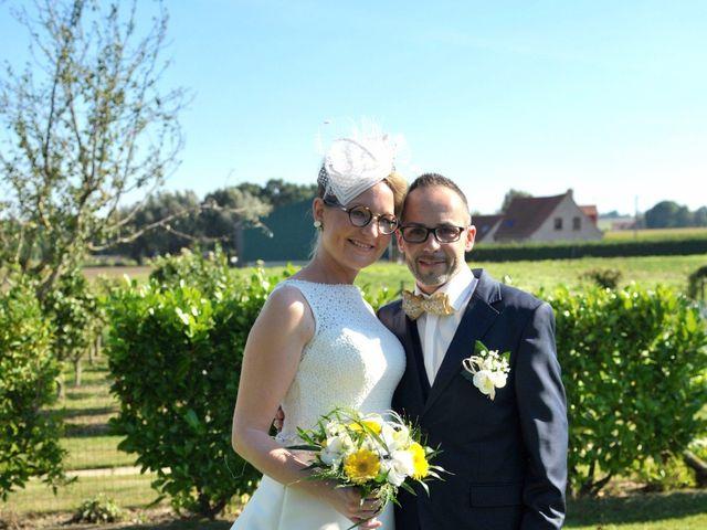 Le mariage de Sébastien et Audrey à Linselles, Nord 3