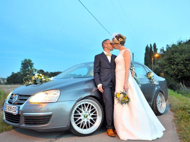 Le mariage de Sébastien et Audrey à Linselles, Nord 10