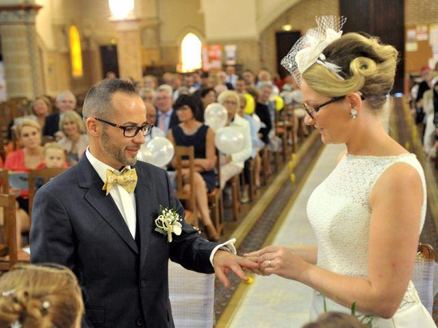 Le mariage de Sébastien et Audrey à Linselles, Nord 12