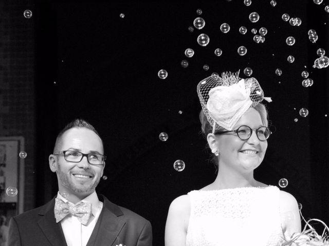Le mariage de Sébastien et Audrey à Linselles, Nord 14