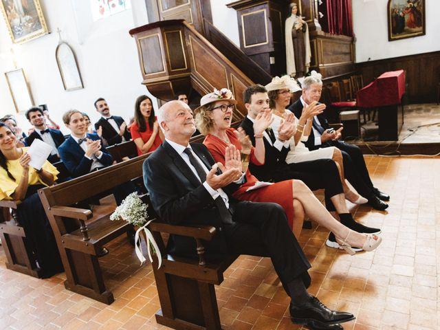 Le mariage de Christophe et Constance à La Ferté-Vidame, Eure-et-Loir 13