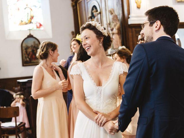 Le mariage de Christophe et Constance à La Ferté-Vidame, Eure-et-Loir 14