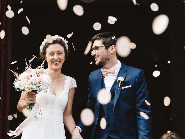 Le mariage de Christophe et Constance à La Ferté-Vidame, Eure-et-Loir 18