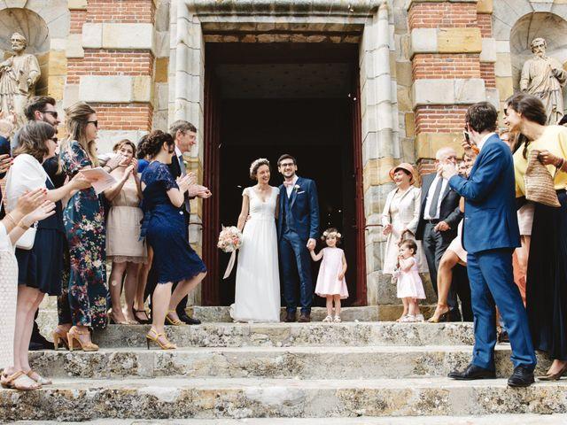 Le mariage de Christophe et Constance à La Ferté-Vidame, Eure-et-Loir 20
