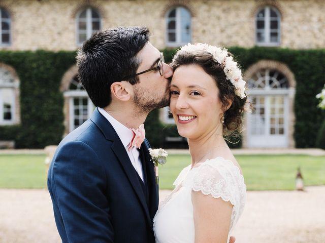 Le mariage de Christophe et Constance à La Ferté-Vidame, Eure-et-Loir 22