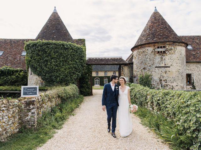 Le mariage de Christophe et Constance à La Ferté-Vidame, Eure-et-Loir 23