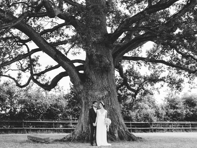 Le mariage de Constance et Christophe