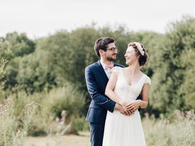 Le mariage de Christophe et Constance à La Ferté-Vidame, Eure-et-Loir 24