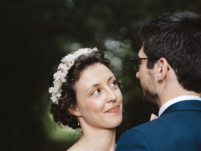 Le mariage de Christophe et Constance à La Ferté-Vidame, Eure-et-Loir 27
