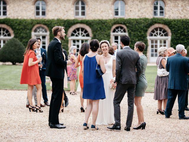 Le mariage de Christophe et Constance à La Ferté-Vidame, Eure-et-Loir 36