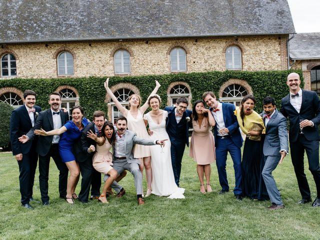 Le mariage de Christophe et Constance à La Ferté-Vidame, Eure-et-Loir 37